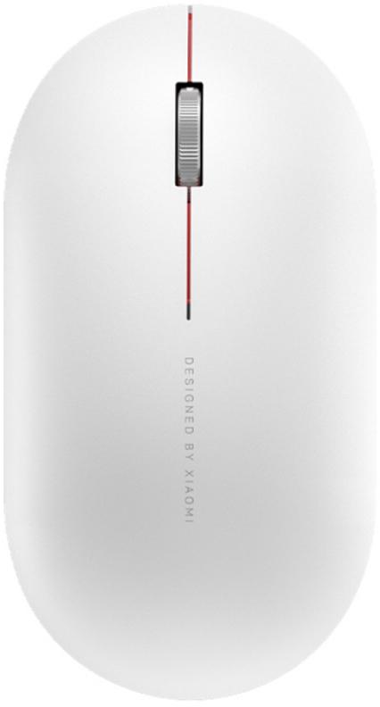 Беспроводная мышь Xiaomi Mi Wireless 2 (Silver) фото