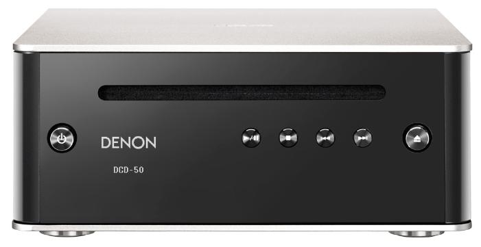 Denon DCD-50 - проигрыватель CD (Black)