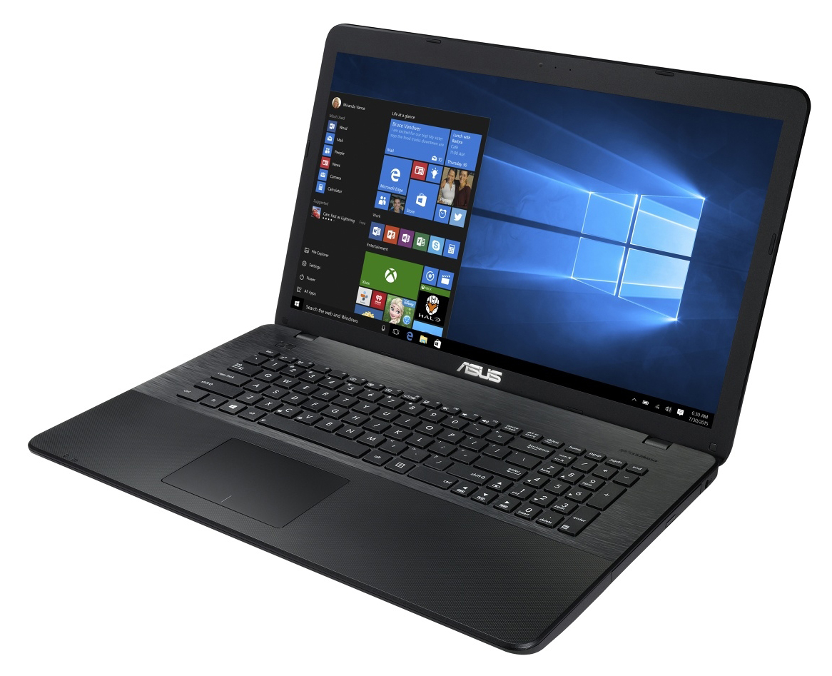 "Ноутбук Asus X751SJ-TY017T 17.3"" Intel Pentium N3700, 4Gb, 500Gb HDD, Win10 (90NB07S1-M00860) Black"