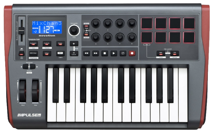 Novation Impulse 25 A048848
