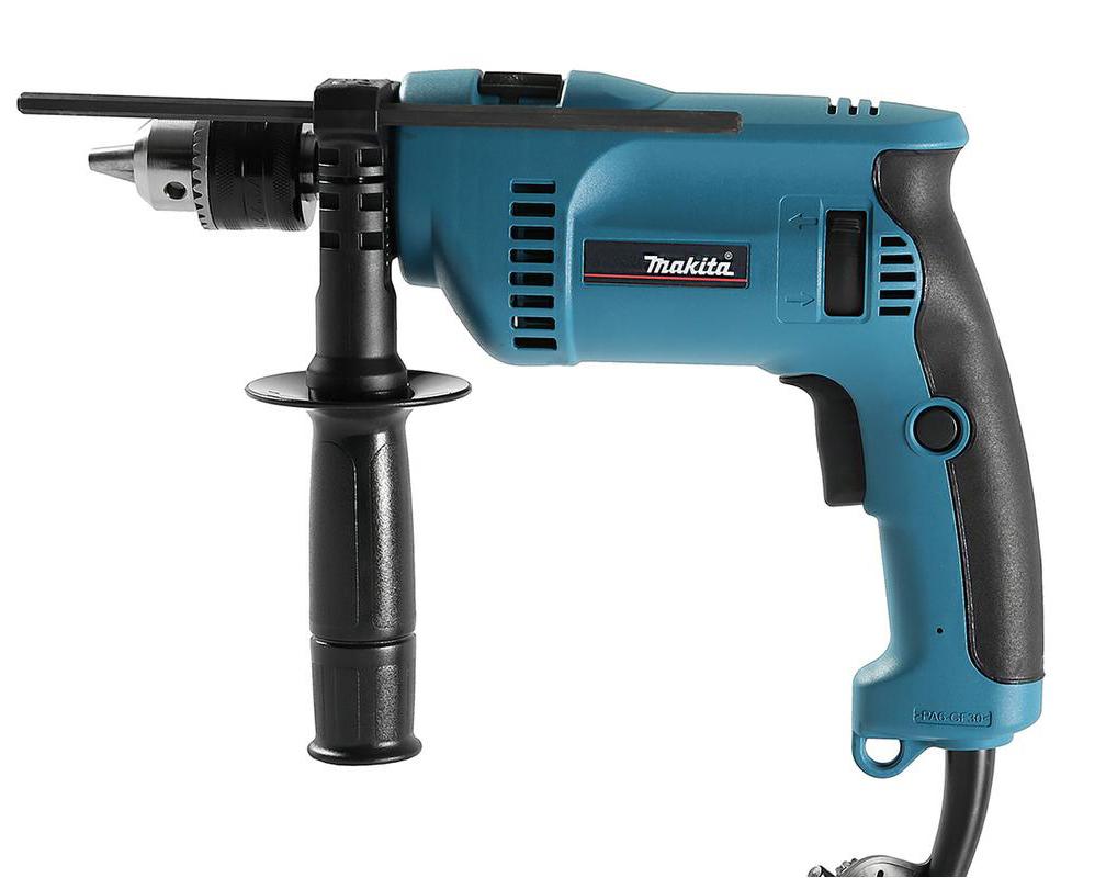 Makita HP1620 - ударная дрель (Blue) 137901