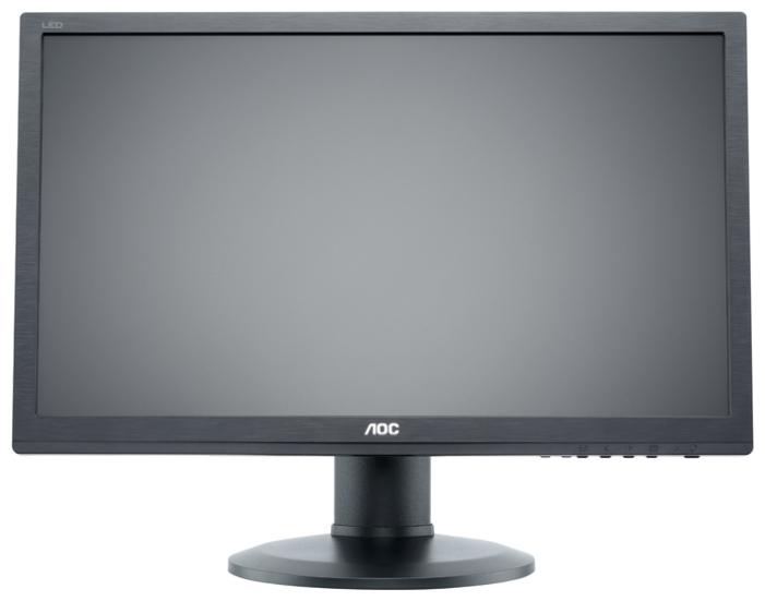 """Монитор AOC i2360Phu 23"""" TFT IPS (Black)"""