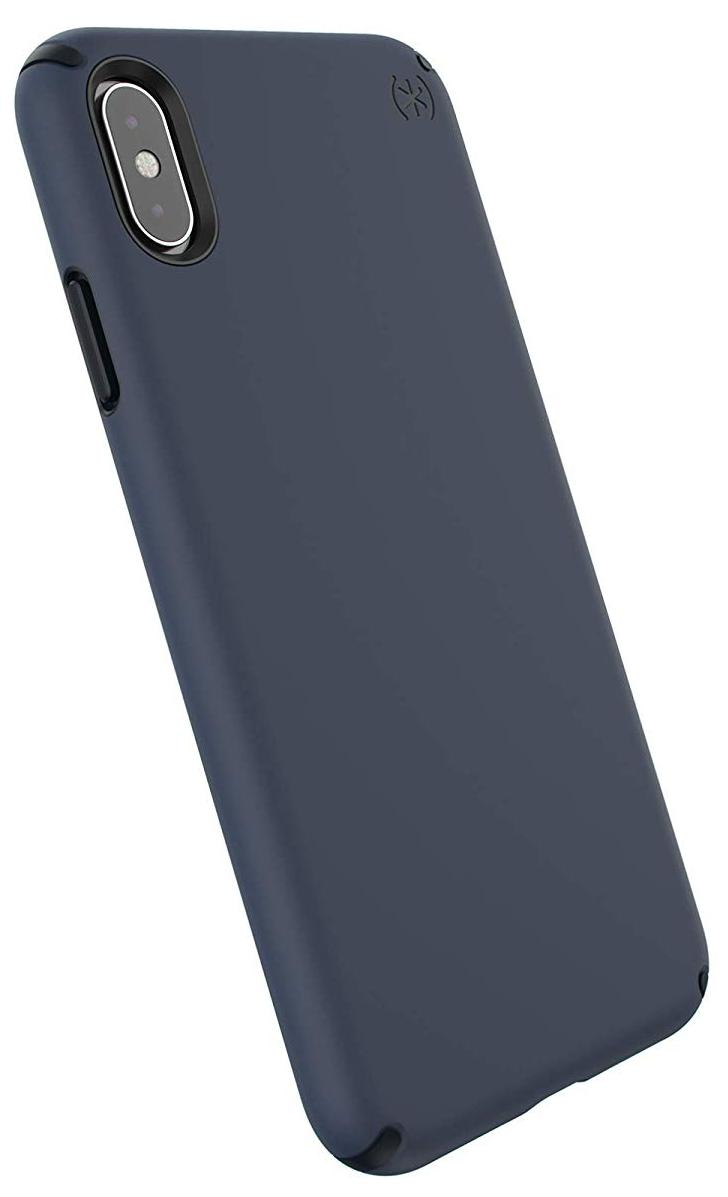 Чехол Speck Presidio Pro (119393-6587) для iPhone Xs Max (Eclipse Blue/Carbon Black)