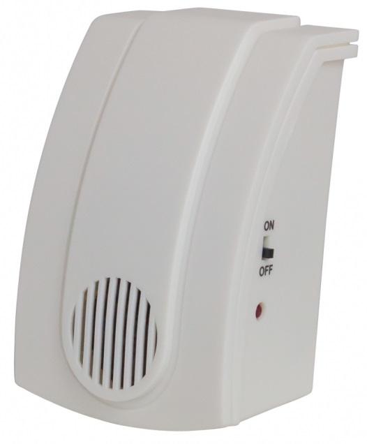 Weitech WK-0240 (52018) - ультразвуковой отпугиватель крыс и мышей (White)
