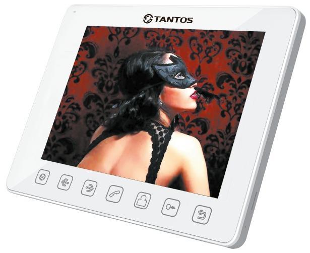 Tantos Tango - видеодомофон (White) Tango белый