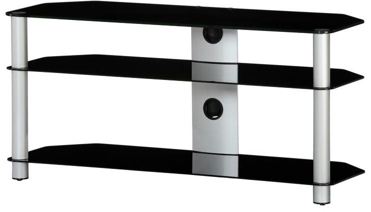 "Sonorous NEO 3110 - стойка для телевизора до 46"" (Black/Silver)"