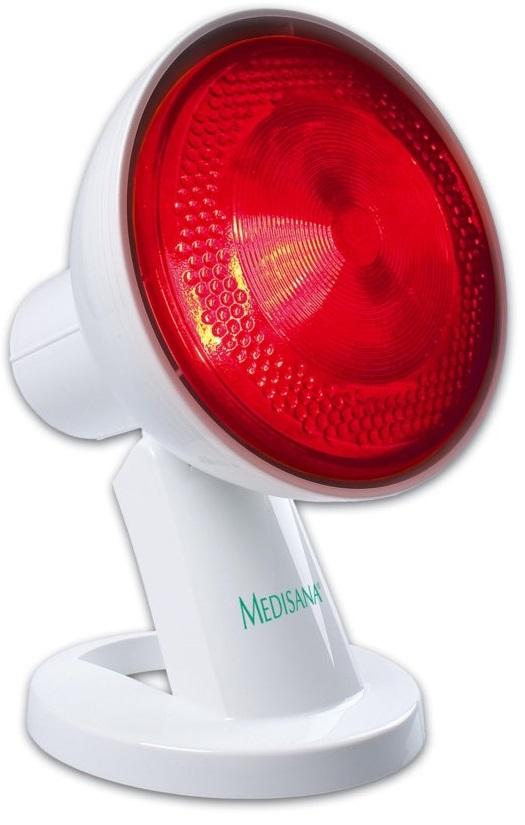 Medisana IRL (88254) - инфракрасная лампа (White)Инфракрасные лампы<br>Инфракрасная лампа<br>