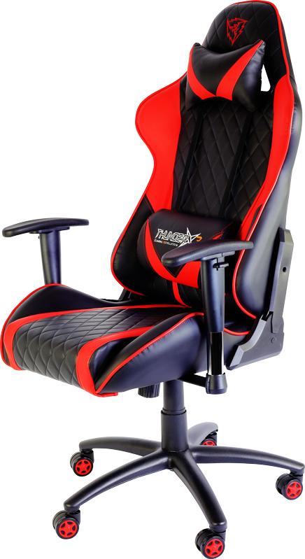 ThunderX3 TGC15 - компьютерное игровое кресло (Black/Red)