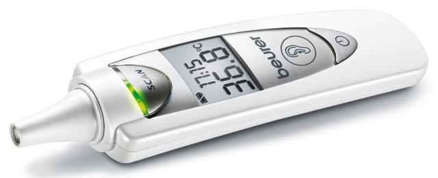 Beurer FT55 - электронный термометр (White)