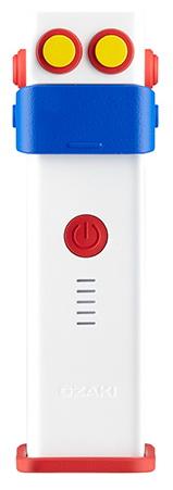 Ozaki O!tool-Battery-D26 2600mAh - дополнительный аккумулятор для мобильных устройств (White)