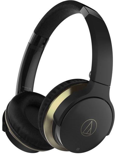 Audio-Technica ATH-AR3BT (15119208) - беспроводные наушники с микрофоном (Black)