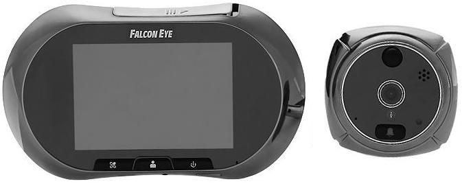 Falcon Eye Door Viewer FE-VE03 Silver