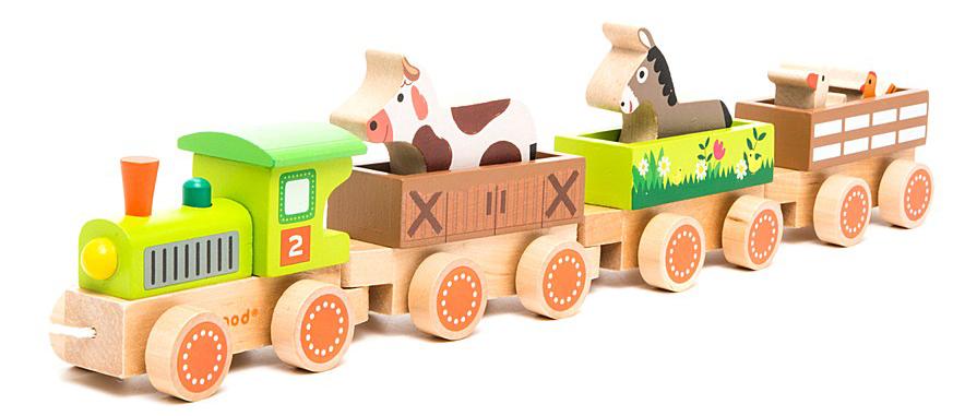 Поезд ферма
