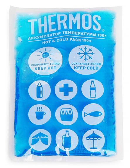 Thermos Gel Pack (410368) - аккумулятор температуры 150 г (Blue)