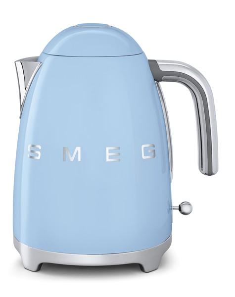 Kettle smeg klf02sseu чайник электрический chrome