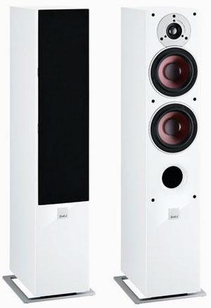 Dali Zensor 7 (21336) - напольная акустическая система (White)