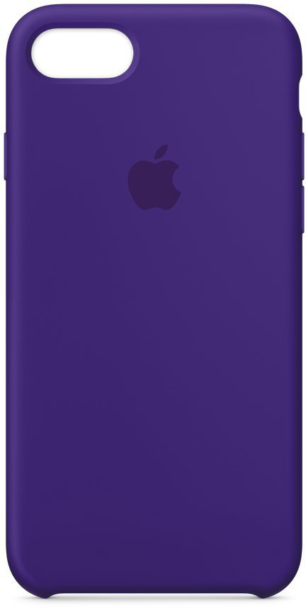 Чехол Apple Silicone Case для iPhone 7/8 MQGR2ZM/A (Ultra Violet)