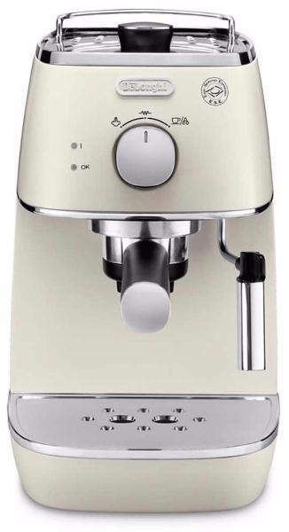 DeLonghi Distinta ECI 341 - кофеварка рожковая (White)