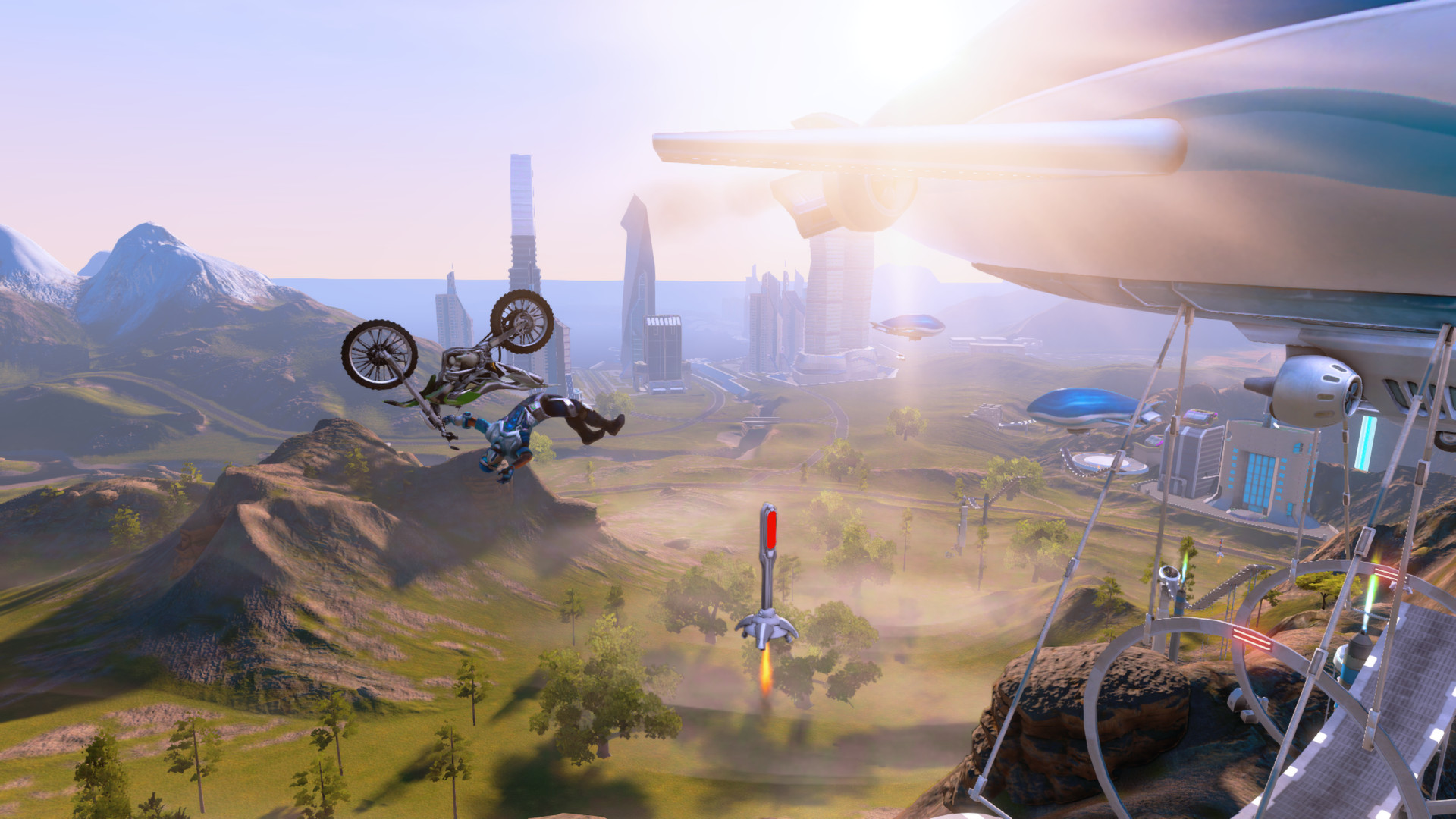 Trials Fusion: The Awesome. Max Edition