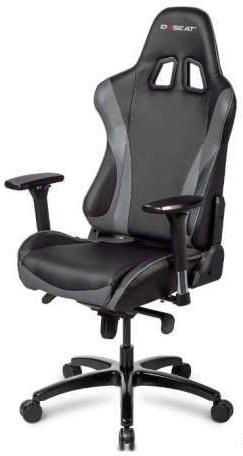 DXseat T05/XA - компьютерное кресло (Black/Grey)