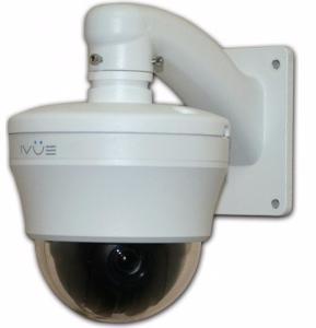 iVue HDC-ISD13M550 - внутренняя высокоростная повортная AHD камера (White)