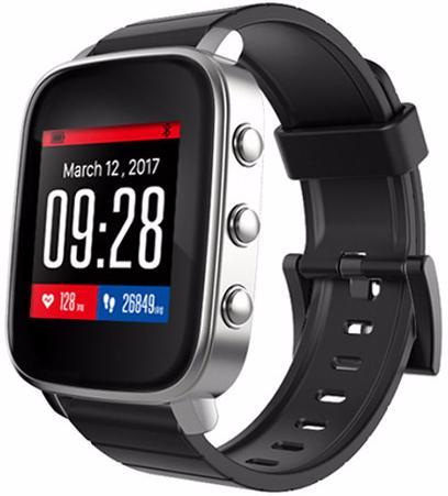 SMA Time - умные часы (Silver/Black)