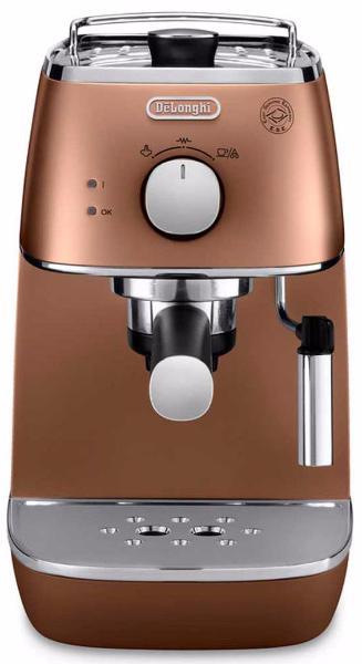 DeLonghi Distinta ECI 341 - кофеварка рожковая (Copper)