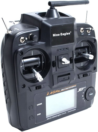 Nine Eagles Solo Pro 126