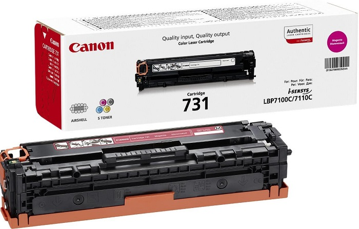 Canon 731M (6270B002) - картридж для принтеров Canon (Purple)