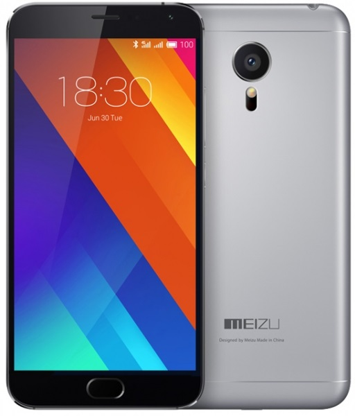 Смартфон Meizu MX5 32Gb (Gray/Black)