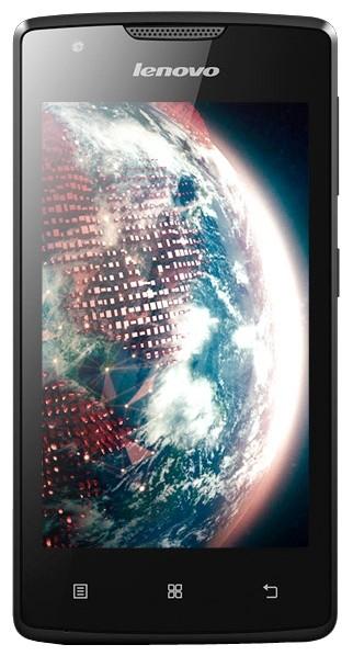 Lenovo A1000 8Gb 3G Lenovo Vibe Shot 32Gb LTE Dual Sim (PA1R0025RU) - смартфон (Black)