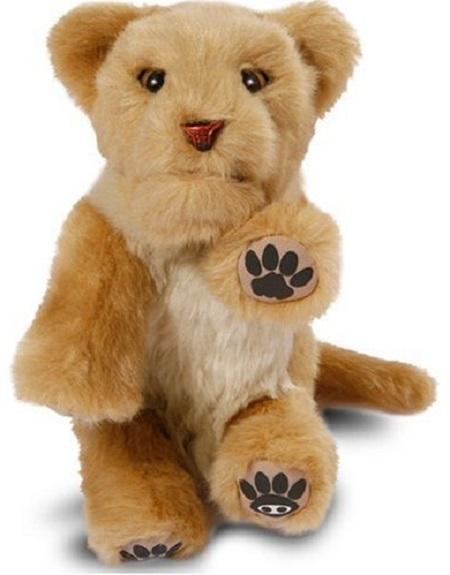 Alive Mini Lion Cub