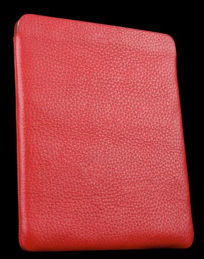 Sena Ultraslim – чехол для iPad 2/iPad 3/iPad 4 (Red)