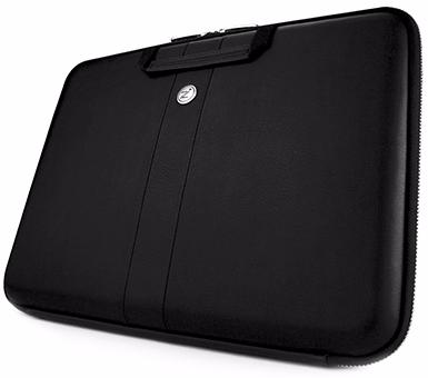 Сумка Cozistyle Smart Sleeve для MacBook Pro 15'' Retina (CLNR1509) Black Leather