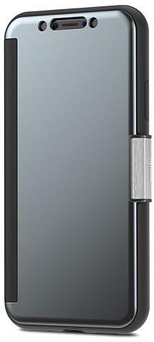 Чехол-книжка Moshi StealthCover 99MO102021 для iPhone X (Gunmetal Gray)
