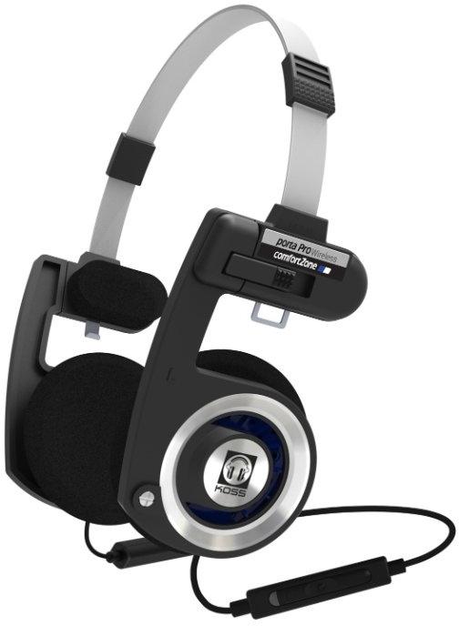 Купить bluetooth-наушники с микрофоном Koss Porta Pro Wireless ... f29444164b9ee
