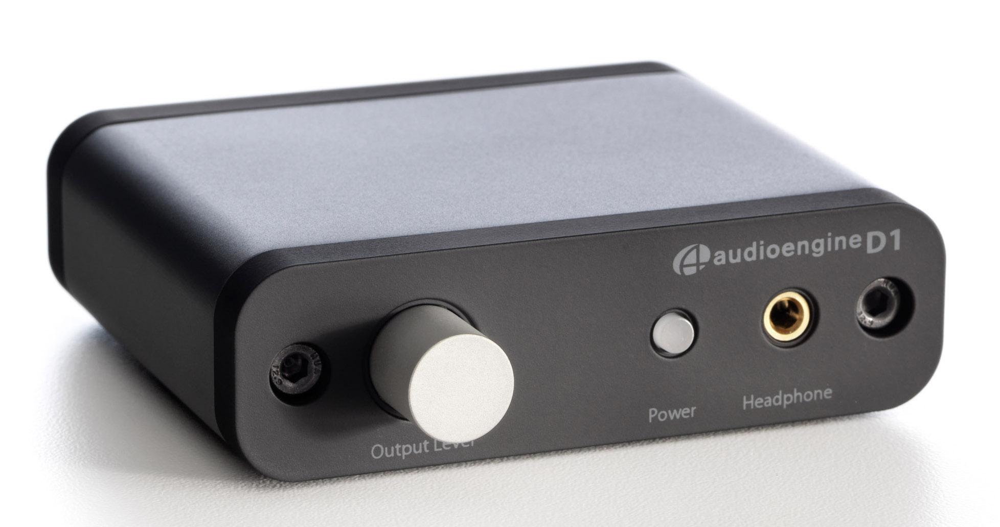 Audioengine D1 - внешний ЦАП Т0024082