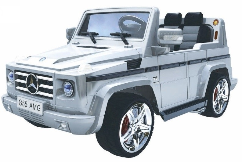 Barty Mercedes G-55_gray