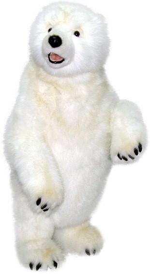 Hansa Медвежонок полярный (3736) - мягкая игрушка