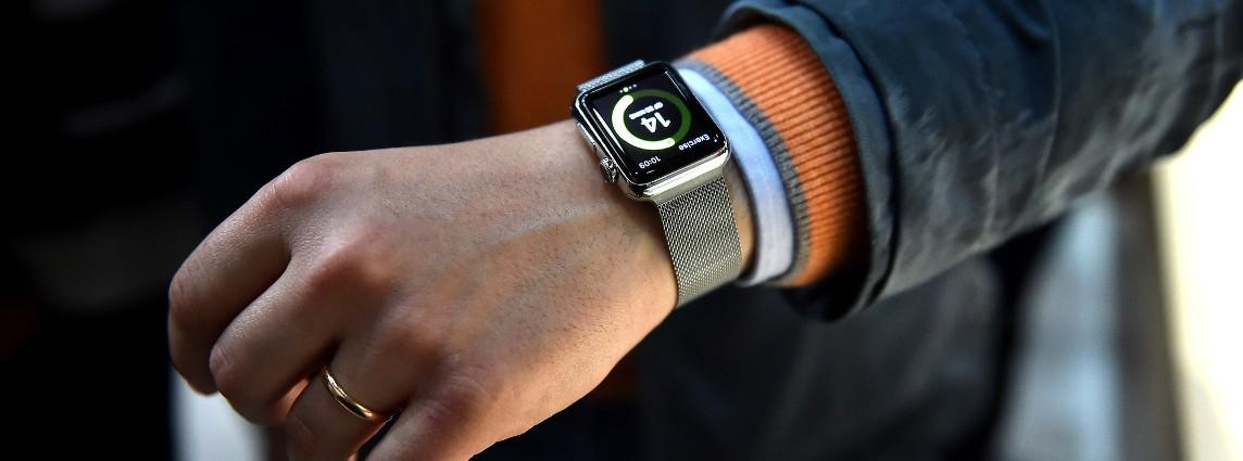 Ремешок COTEetCI W6 (WH5203-GC) для Apple Watch/Series 2/3/4 42/44mm (Grey)