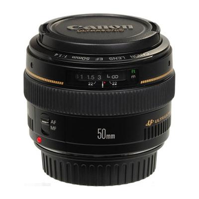 Объектив Canon EF EF 50 F/1.4 USM