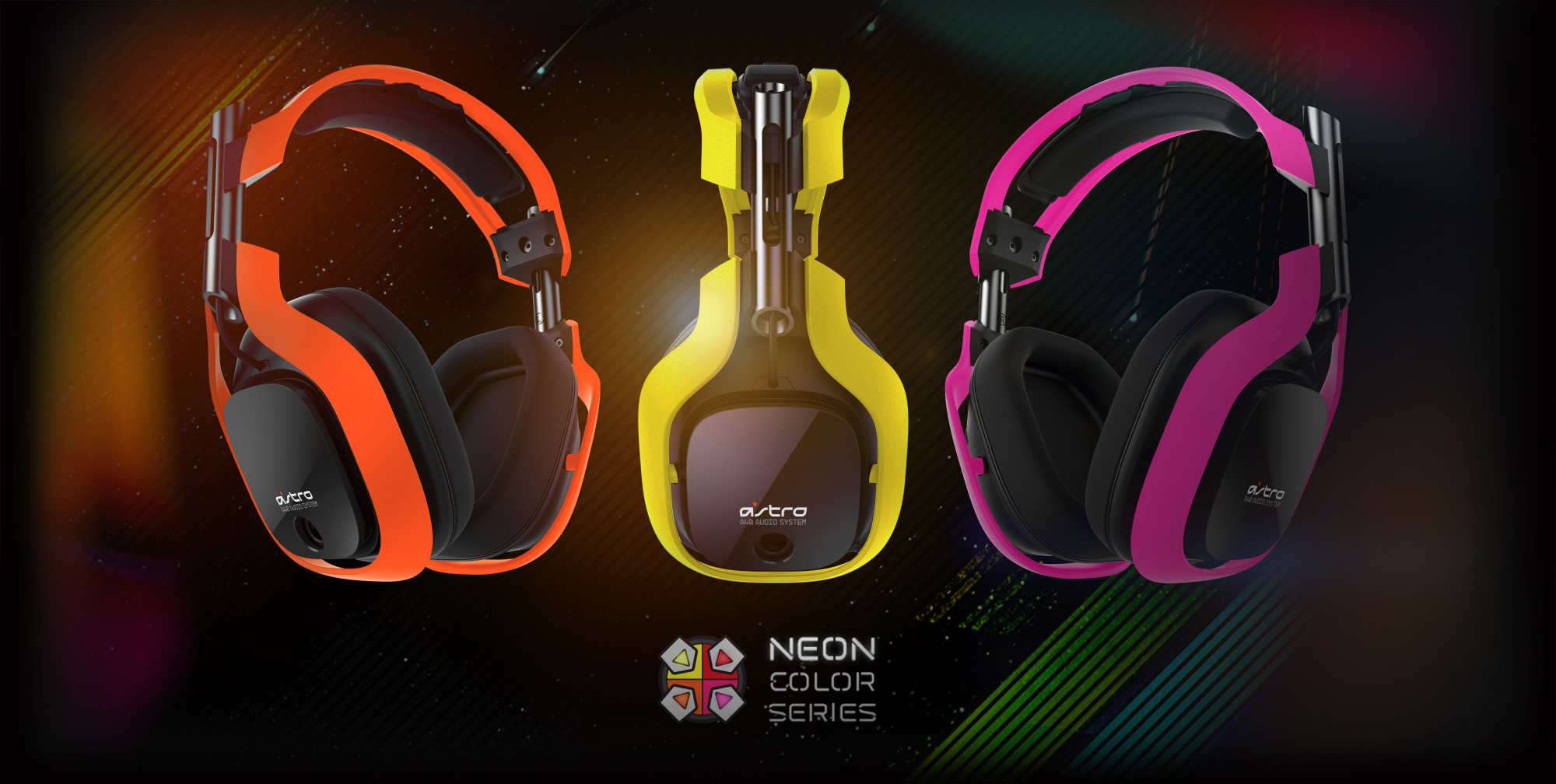 Astro Gaming A40 Neon