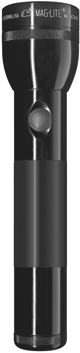Maglite ST2D015E - ручной фонарь (Black)