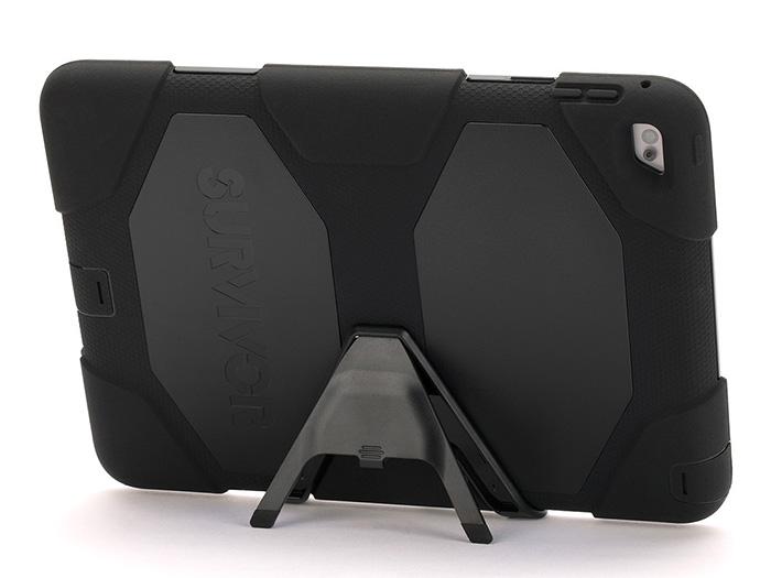 Чехол Griffin Survivor All-Terrain для iPad Air 2 (Black/Black)