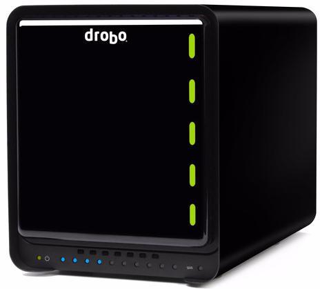 Drobo 5C (DDR4A31) - внешнее хранилище (Black)