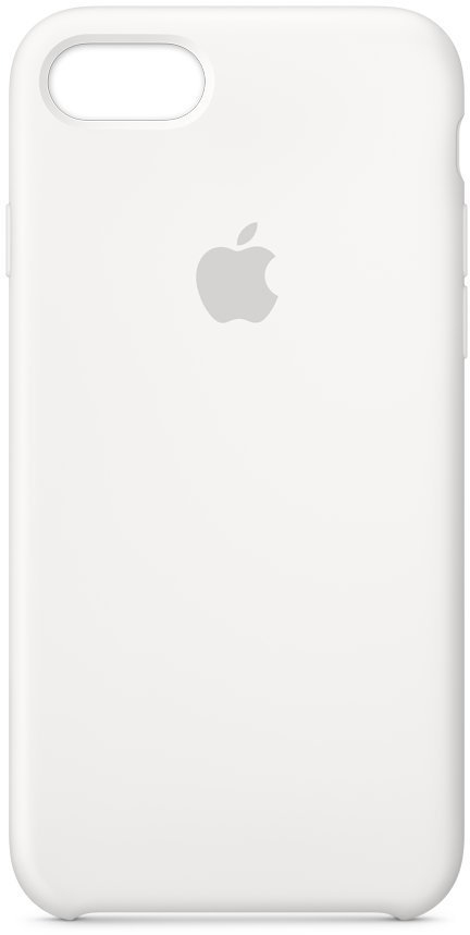 Чехол Apple Silicone Case для iPhone 7/8 MQGL2ZM/A (White)