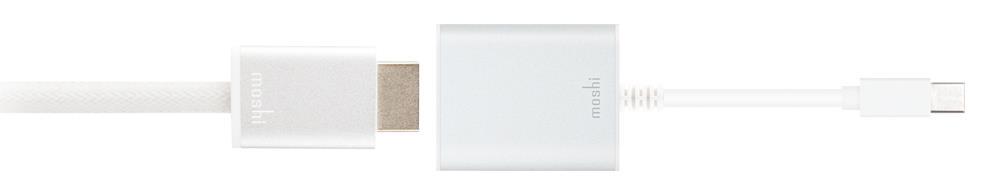 Mini DisplayPort to HDMI Adapter (4K)