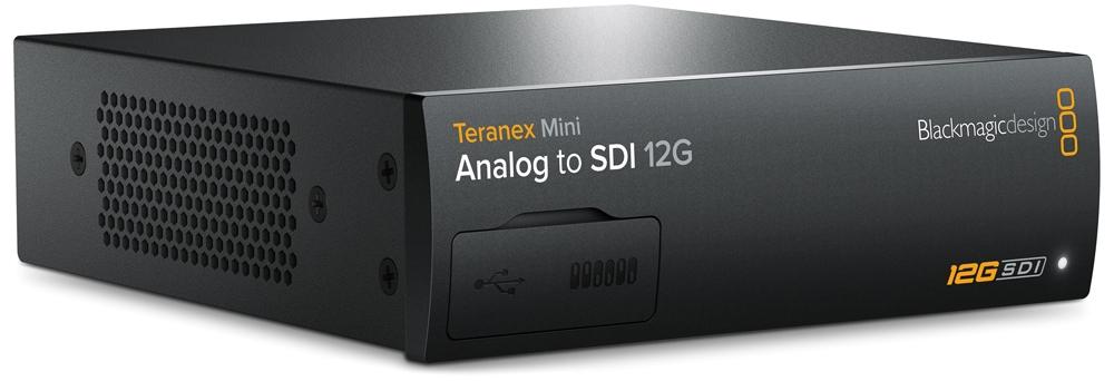 Teranex MiniАксессуары к профессиональным видеокамерам<br>Конвертер<br>