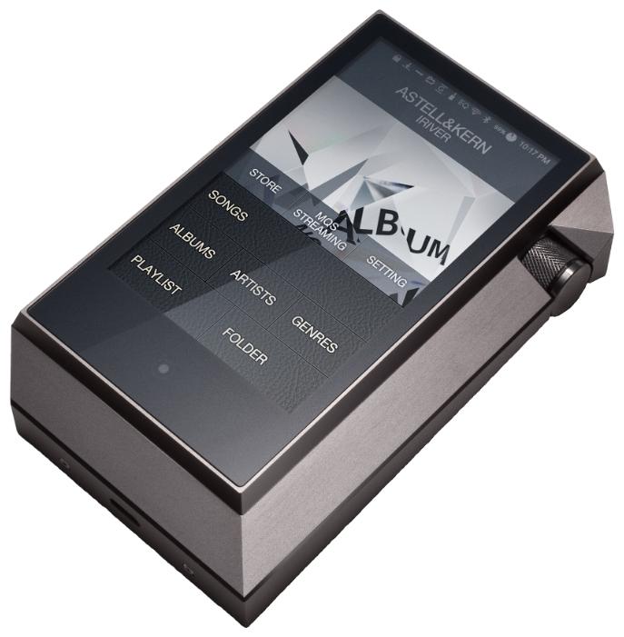 iRiver Astell&Kern AK240 256Gb - цифровой плеер (Gun Metal)