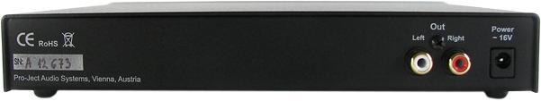 Pro-Ject Audio System CD Box